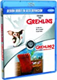 Pack: Gremlims (Parte 1 Y 2) [Blu-ray]