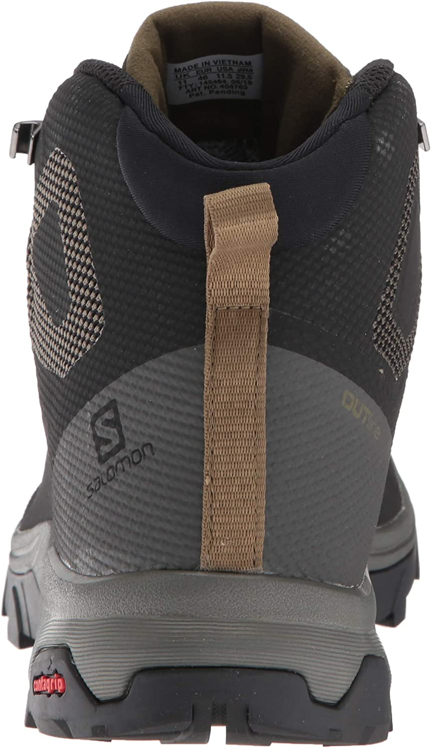 SALOMON Outline GTX W Track and Field Shoe para Mujer