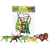 Wild Republic Poly Bag Reptile, Multi Color