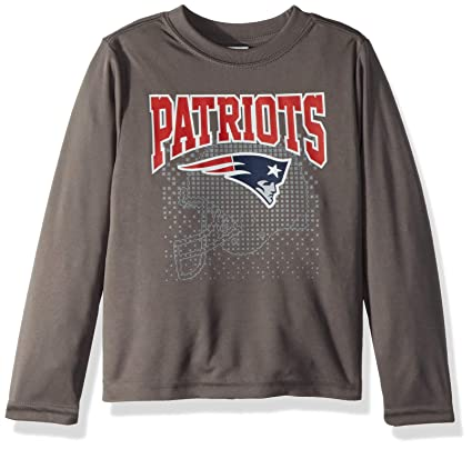 773e6e4e Image Unavailable. Image not available for. Color: NFL New England Patriots  Unisex Long-Sleeve Tee ...