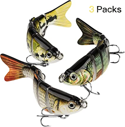 Amazon.com : CharmYee Bass Fishing Lure Topwater Bass Lures