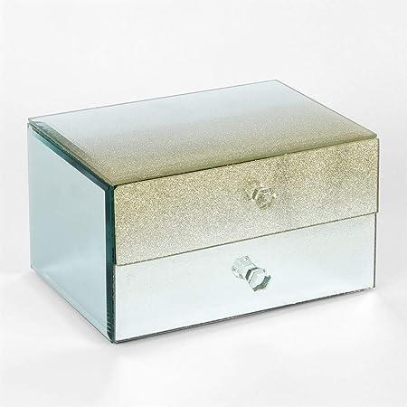 boite a bijoux paillette