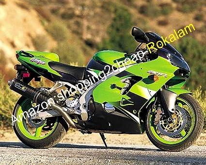 Juego de carrocería para motocicleta Kawasaki 2000 2001 ...