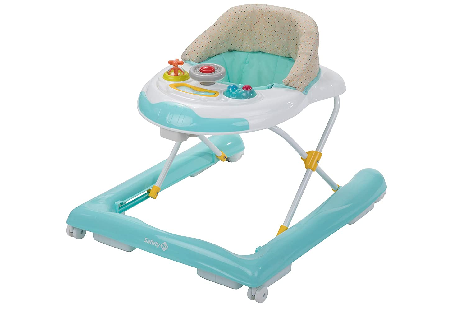Safety 1st 2726560000 Bolide Trotteur Bébé Musical/Compact Happy Day DORA3
