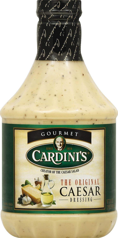 Cardini's Original Caesar Dressing, 32-Ounce Bottles