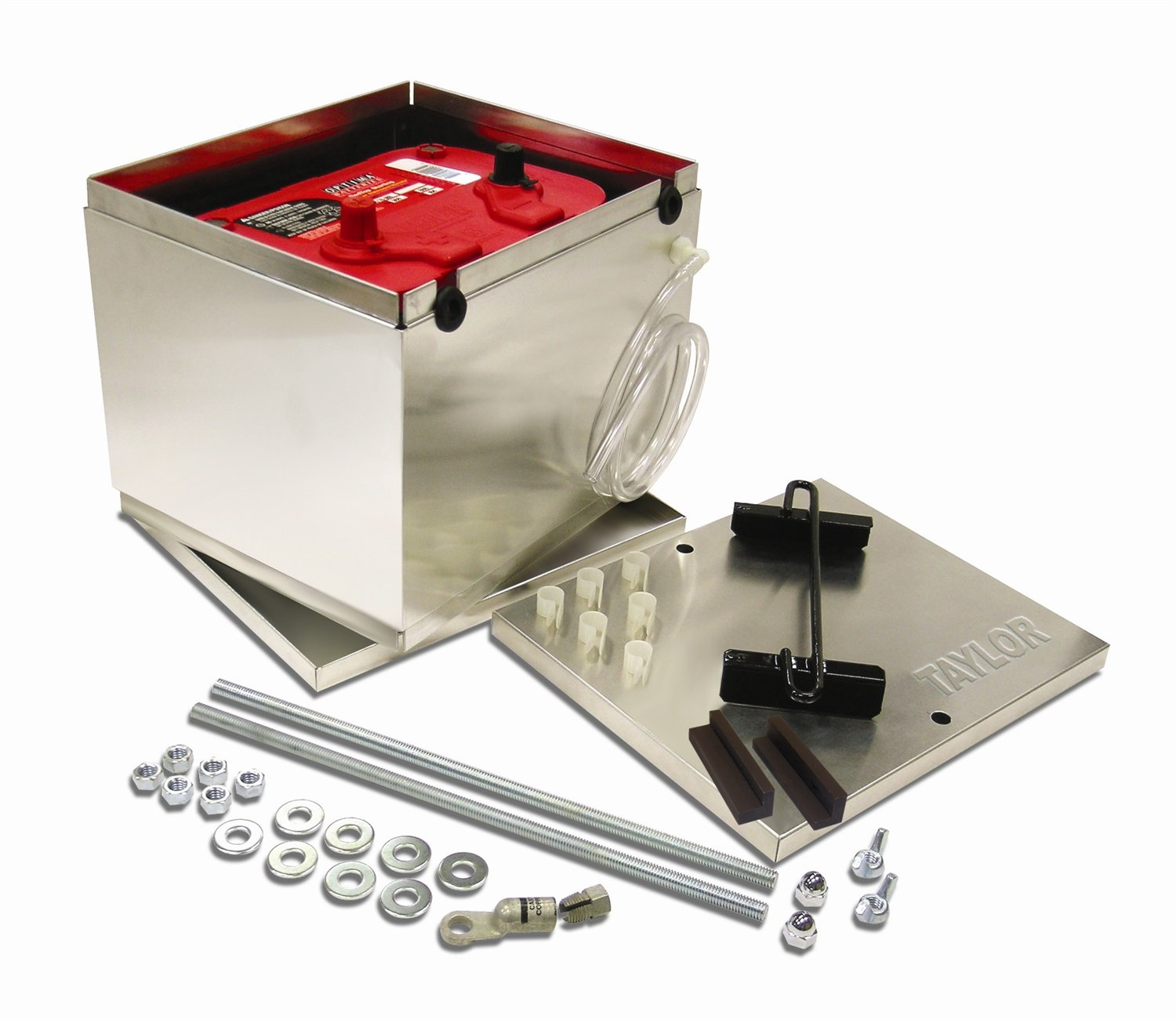 taylor (48200 200 Series Aluminum Battery Box by taylor
