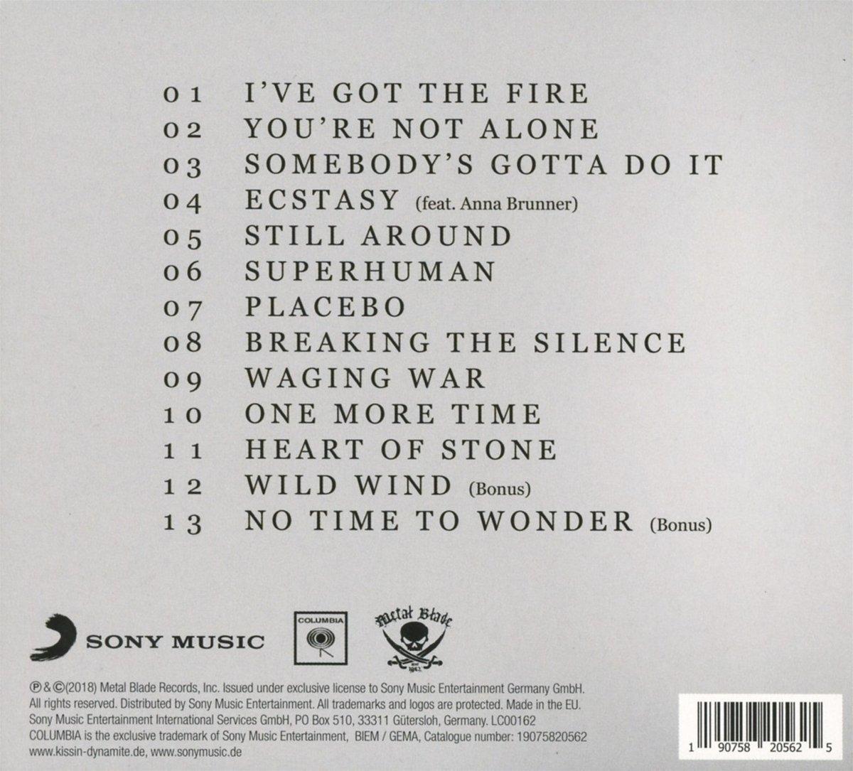 Ecstasy/Deluxe - Kissin\' Dynamite: Amazon.de: Musik