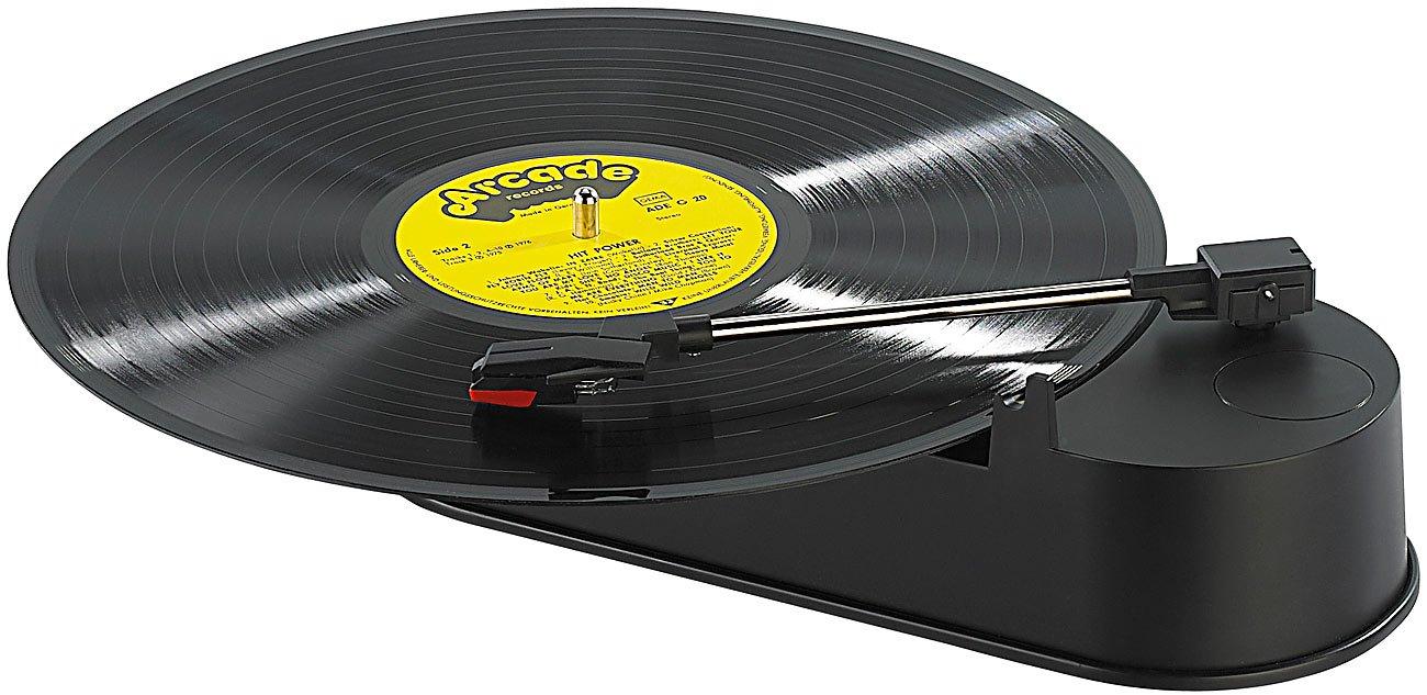 Q-Sonic - Tocadiscos compacto para digitalizar audio ...
