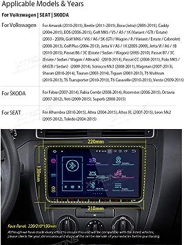 Amazon Com Xtrons 9 Inch Android 9 0 Car Stereo Radio Player Octa
