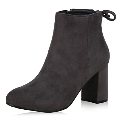 SCARPE VITA Damen Klassische Stiefeletten: : Schuhe