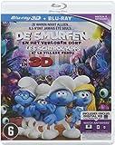 Les Schtroumpfs et le Village Perdu - Edition 3D + Blu Ray [Blu-ray]