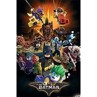 Lego® Batman Boom Maxi Poster 61 x 91.5cm