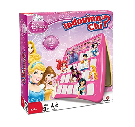 Disney The Box 232633 Indovina Chi Principesse Gioco Da Tavola