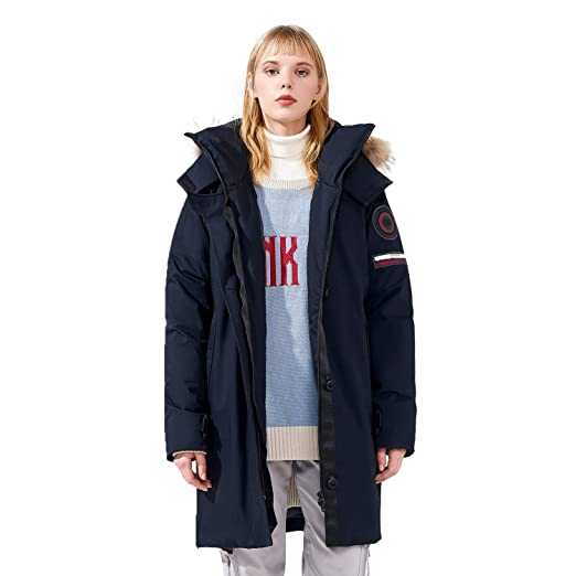 e0d0ae6a9 Amazon.com: BOSIDENG Italy Designer Collection Winter Thicken Real ...