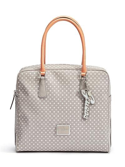 f4e4412a0f05 Amazon.com  Guess Elara Shoulder Tote Handbag