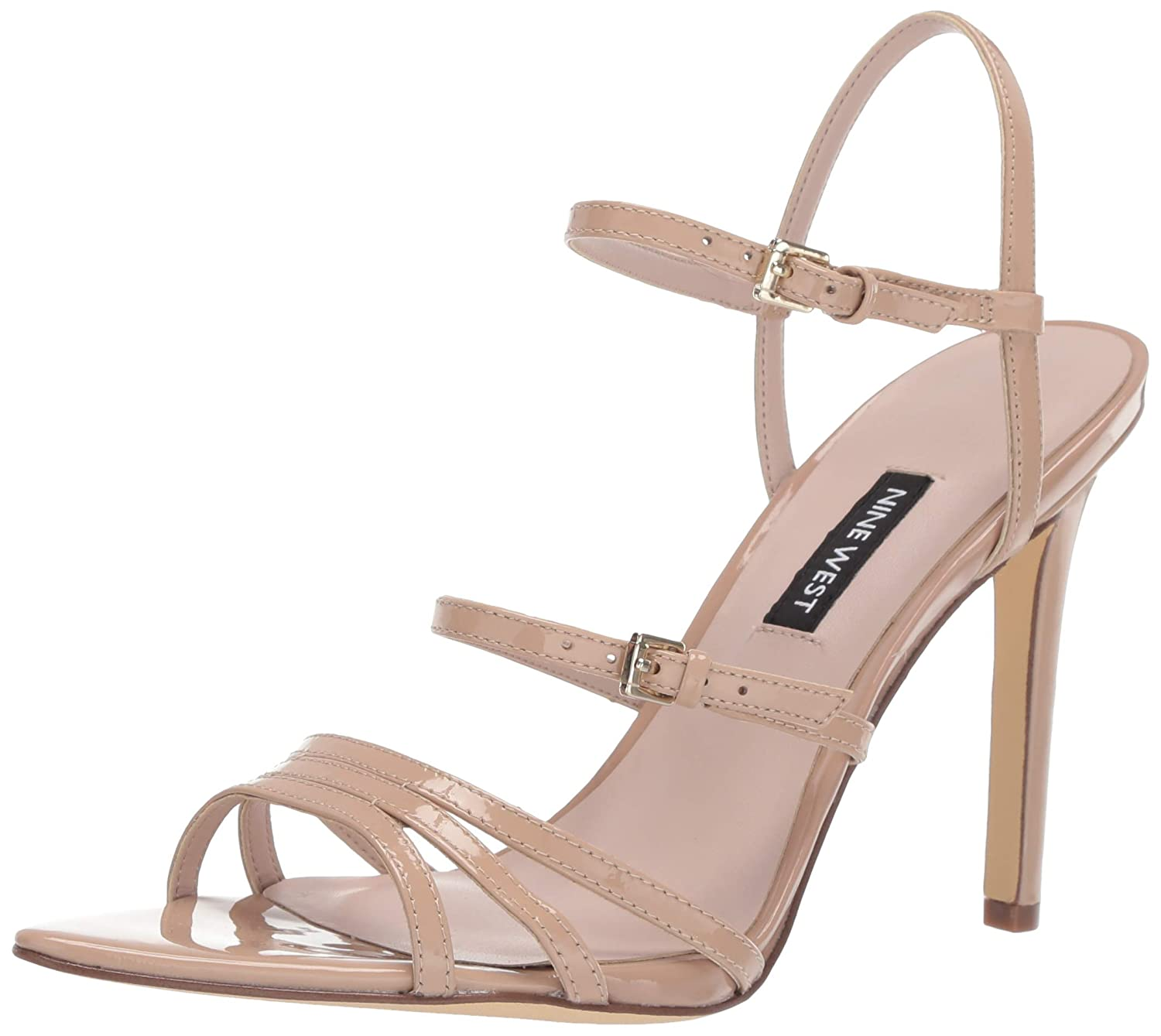 original 2019 wholesale price lace up in Nine West Women's Gilficco Strappy Sandals