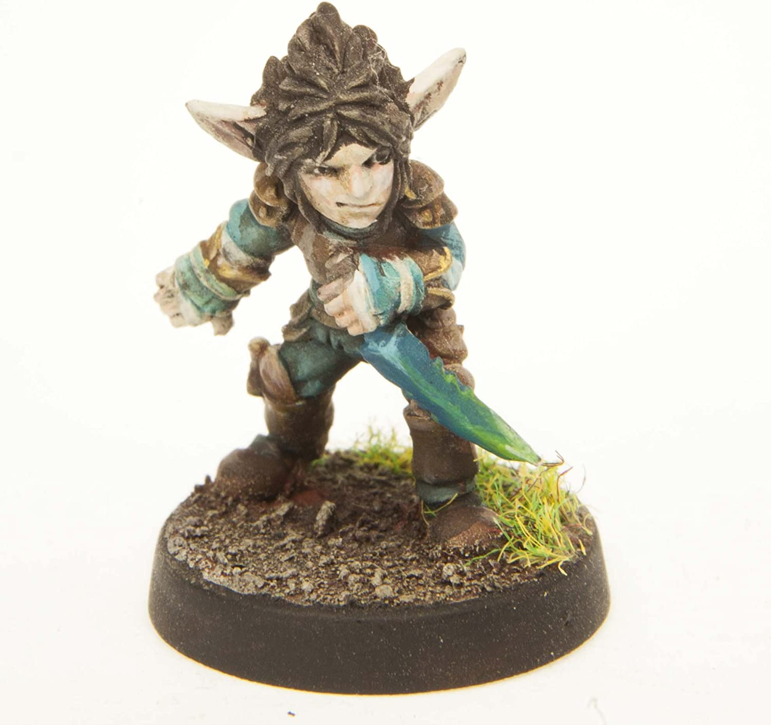 for 28mm Scale Table Top War Games Made in USA Stonehaven Miniatures Stonehaven Gnome Druid Miniature Figure
