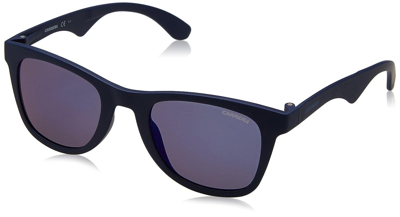 Carrera 91/S CP R80 Gafas de Sol, Gris (Semimatte Dark Ruthenium/Grey Infrared), 64 para Hombre
