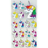 Sticko Scrapbooking Stickers, Sweet Unicorns