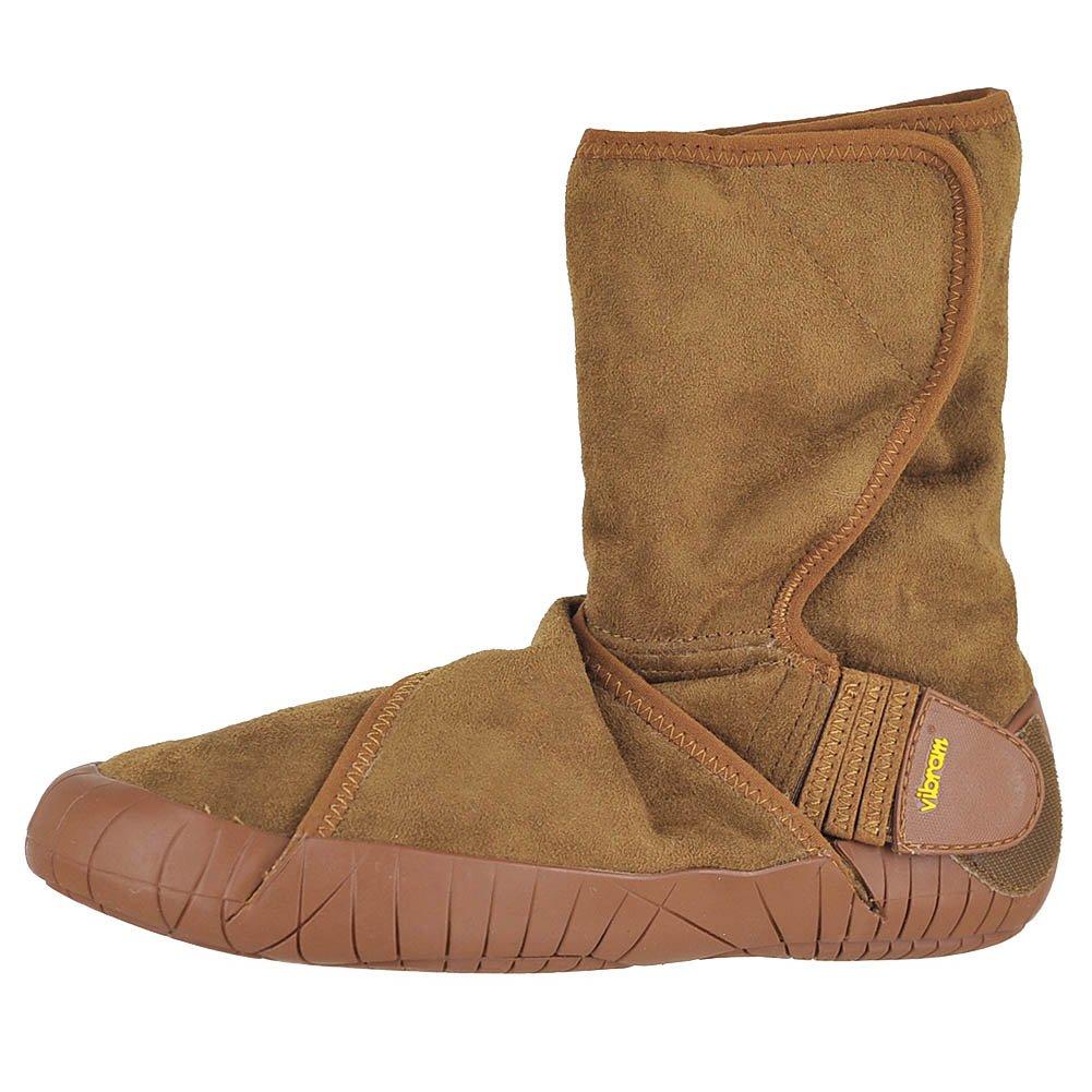 Vibram Furoshiki Mid Boot Classic Shearling Sneaker, Camel Brown, EU:44-45/UK Man:9.5-10.5.UK Woman:11-12/cm:28-29/US Man:10.5-11.5/US Woman:12-13