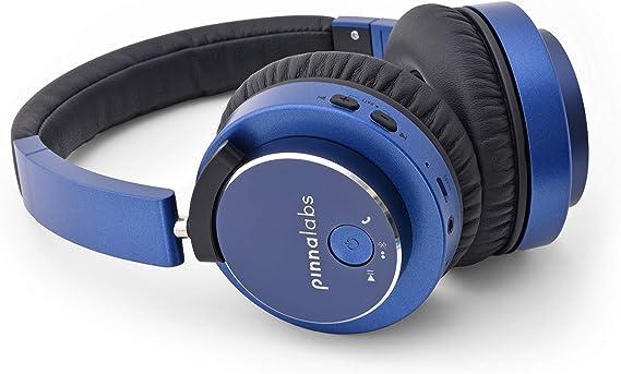 Pinna Labs LOMA Safe Volume 85dB Limited Premium Bluetooth Headphone for Kids