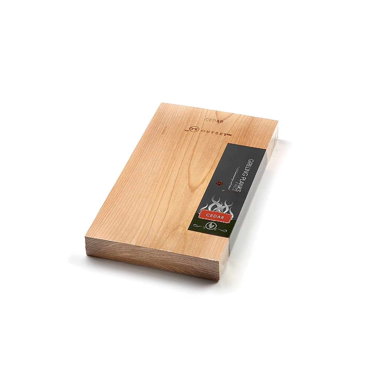 Outset F715 Cedar Grilling Planks, Set of 4