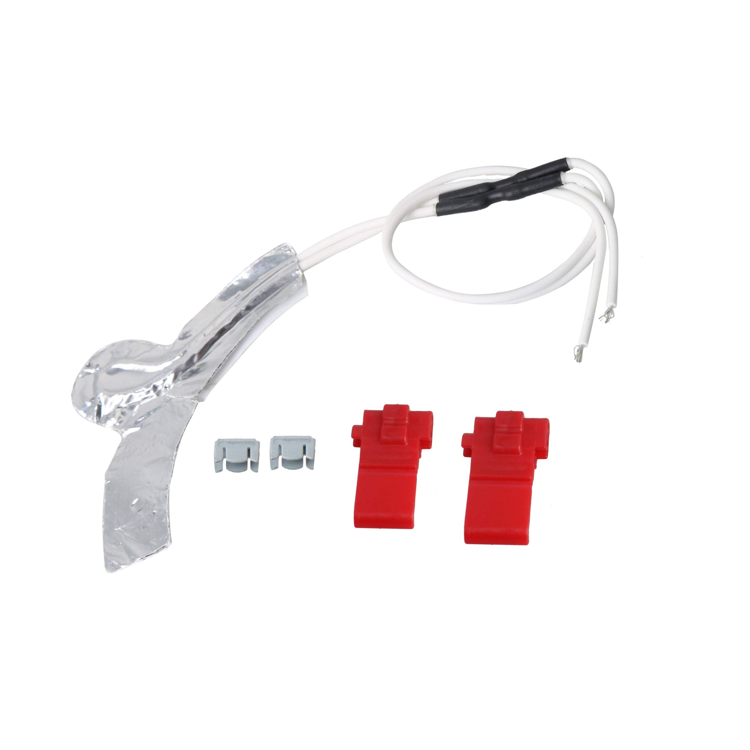 Mxfans Freezer Dispenser Water Tube Heater WR49X10173 Kit Replace PS1766223
