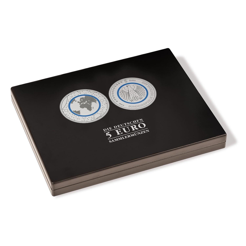 Estuche para 30 monedas de colección alemana de 5 euros en ...