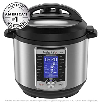 Instant Pot Ultra 10-in-1 Electric Slow Cooker