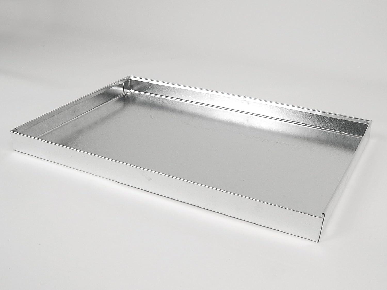 Aschkasten pour griller ofenkasten grillkasten kohleschale cheminée bol box charbon 82 x 43 cm