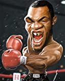 Mike Tyson Boxer Caricature Limited Edition