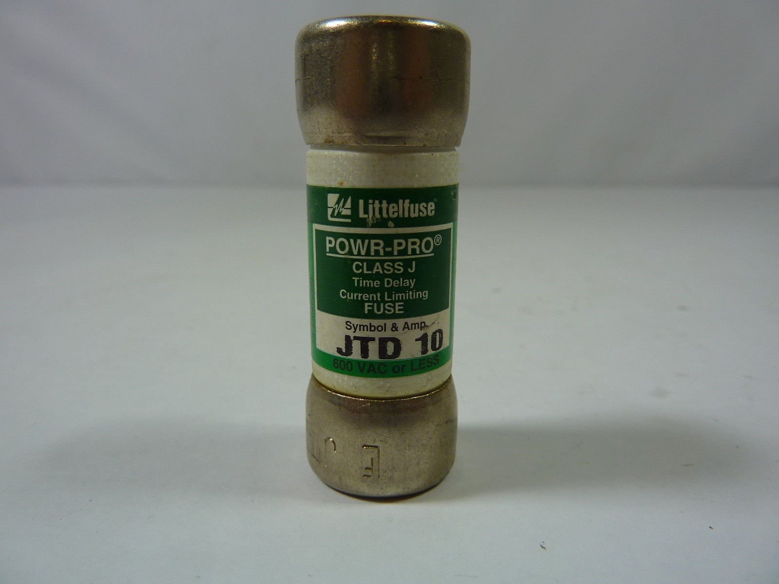 LittelFuse JTD10 Time Delay Current Limiting 10 Amp Fuse