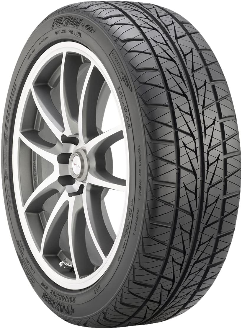 Fuzion UHP Sport A/S All-Season Radial Tire - 225/40R18 92W