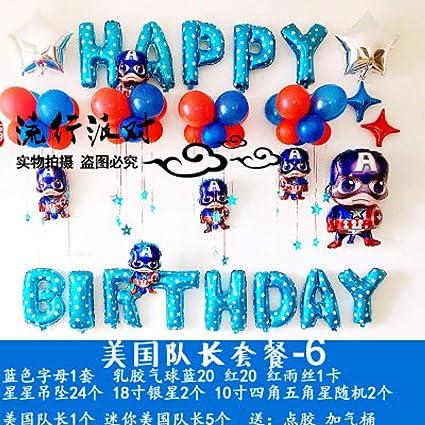 Decoración de cumpleaños para niño Bolsa de Regalo de ...