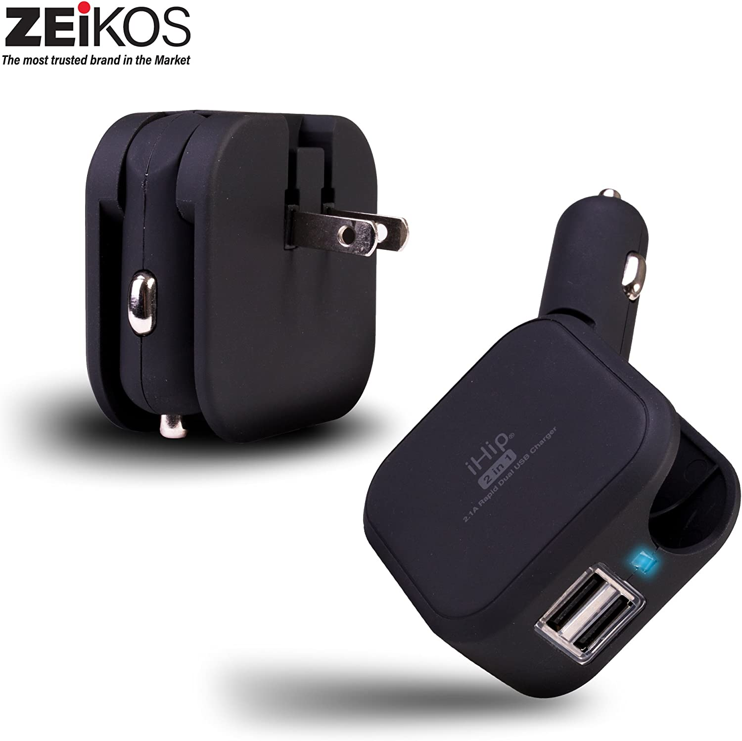 : Zeikos Compatible with iPhone X88Plus76