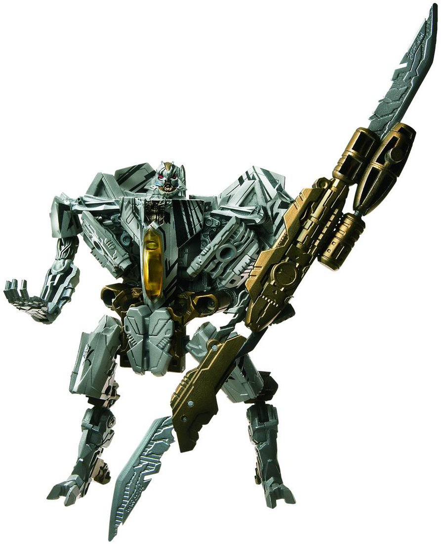 Transformers: Dark of the Moon Mechtech Weapons System Action Figur: Decepticon Starscream (Japan Import)