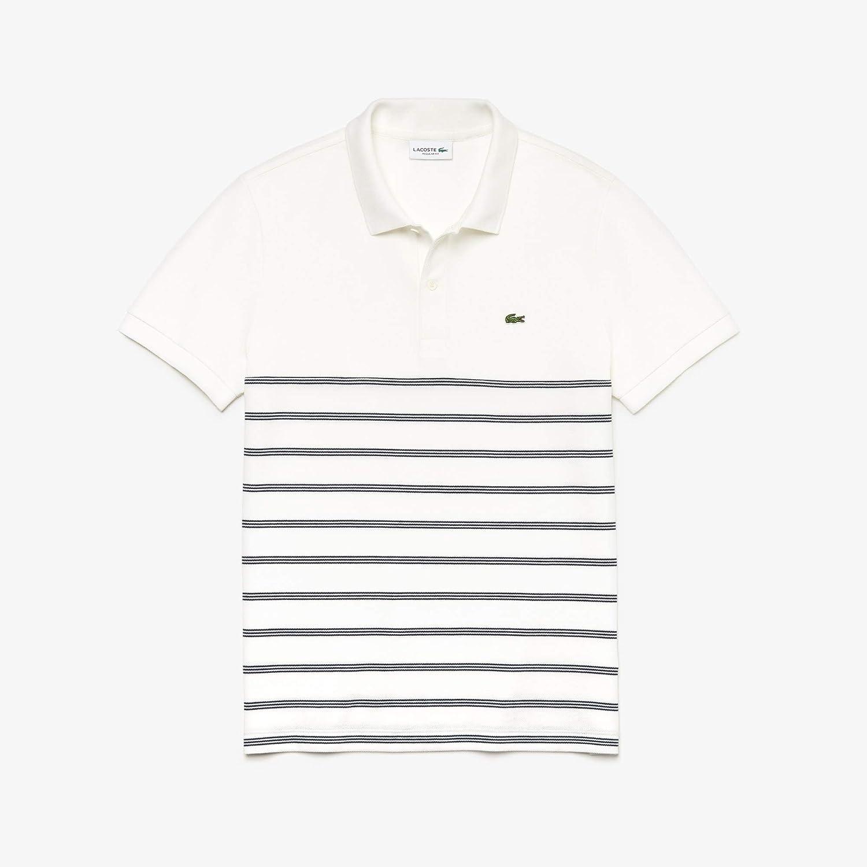 Blanc (Farine Marine Ev0) XXXX-grand  Lacoste Polo Homme