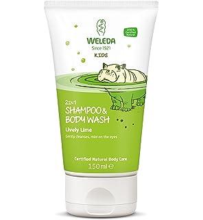 Weleda Kids - Lavado 2 en 1, 150 ml, color verde lima