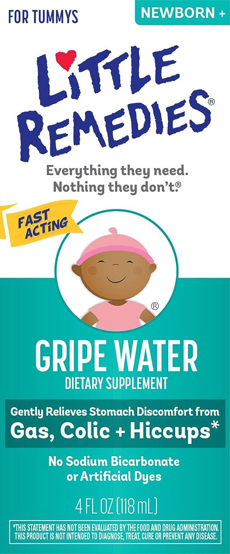 Dill water for newborns