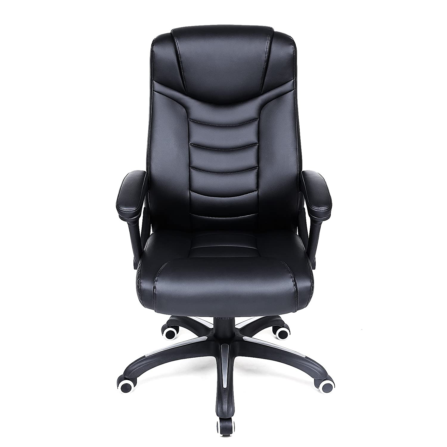 Songmics fice Chair with High Back and Tilt Function Executive