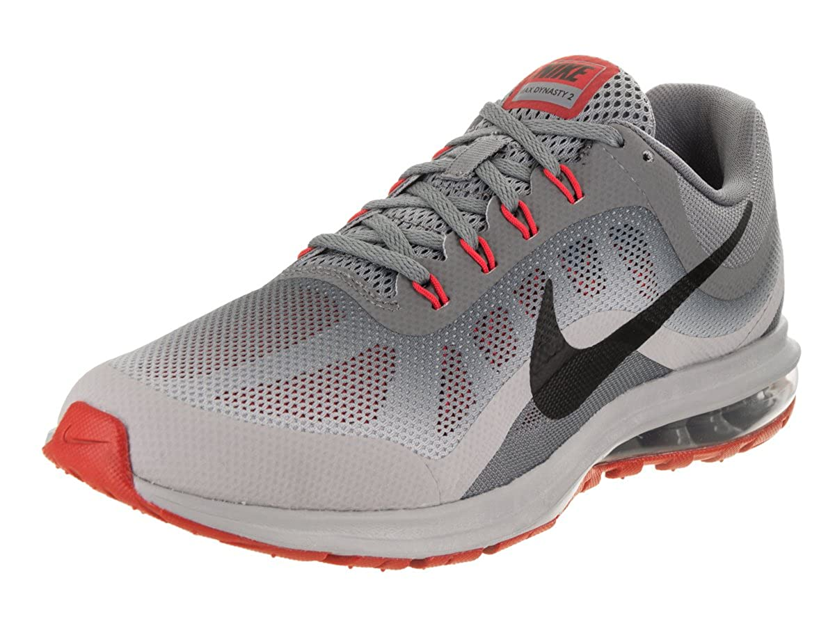 outlet store eda88 745b6 Amazon.com   Nike Men s Air Max Dynasty 2 Running Shoes-Wolf  Grey Black Cool Grey-11   Road Running