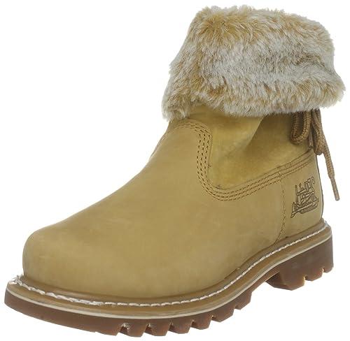 59523482 Cat Footwear BRUISER SCRUNCH 302651 - Botas fashion de cuero para mujer:  Amazon.es: Zapatos y complementos