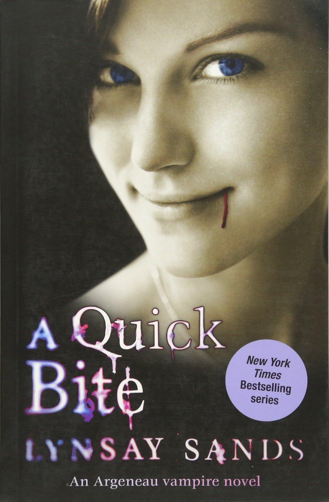 A Quick Bite: An Argeneau Vampire Novel: Amazon: Lynsay Sands:  9780575099494: Books