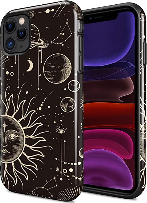 DorisMax iPhone 11 Pro Max Case,[Pass 15ft. Drop Tested] Shockproof Cover with Fashionable Designs for Girls Women,Protective Phone Case for Apple iPhone 11 Pro Max 6.5