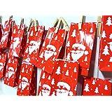 Advents-kalender Weihnachts-kalender zum befüllen Kalender Männer Frauen Kinder