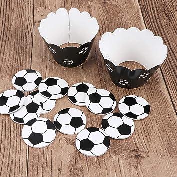 Amazon.com: Accesorios para decoración de tartas – 24 piezas ...