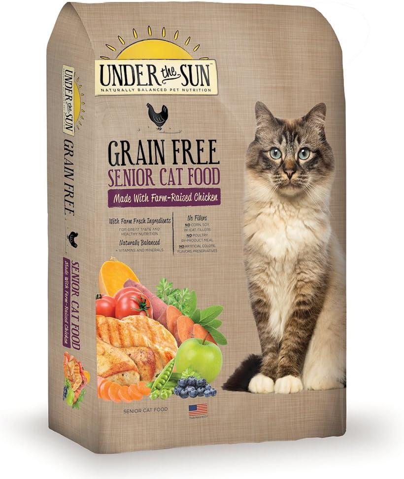 Under the Sun Grain Free Dry Cat Food
