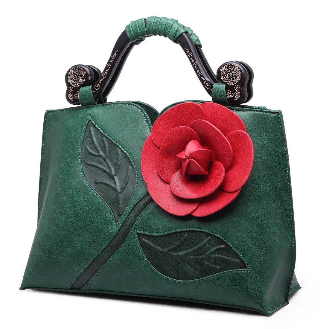 6111shenlv Ladies Handbags Women's Top Handle Satchel Handbags Wallets Totes