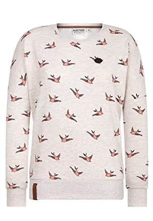 Naketano Damen Sweater Speak The Truth Sweater