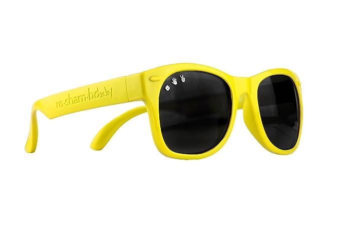 Elly La Fripouille Bebé y niños – Gafas de sol polarizadas irrompibles UV400 – 0 –